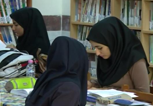 شرکت ۱۲ هزار نفر در جشنواره کتابخوانی رضوی