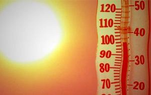 خوزستان همچنان در چنگال گرمای بالای 50 درجه