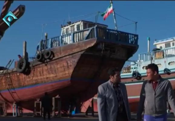 داستان این شبهای مجموعه تلویزیونی راه وبیراه از کرانه خلیج فارس