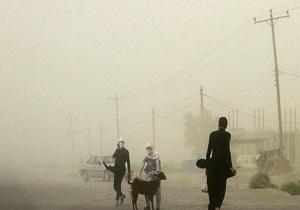 کاهش وزش باد شدید در سیستان / پیشبینی بارشهای رگباری و پراکنده در ارتفاعات جنوبی سیستان و بلوچستان