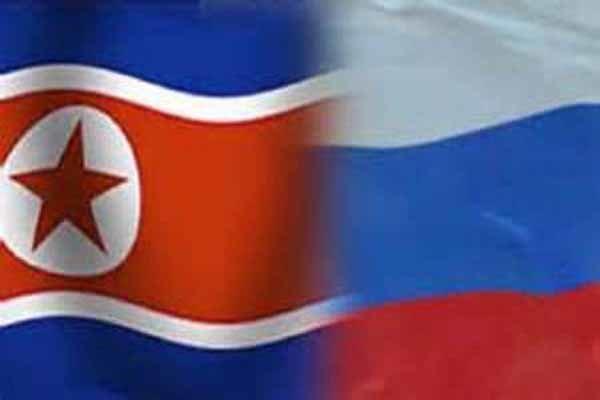 سفر هیأت تجاری کره شمالی به روسیه