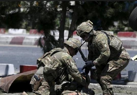 یک نظامی آمریکایی در شرق افغانستان کشته شد