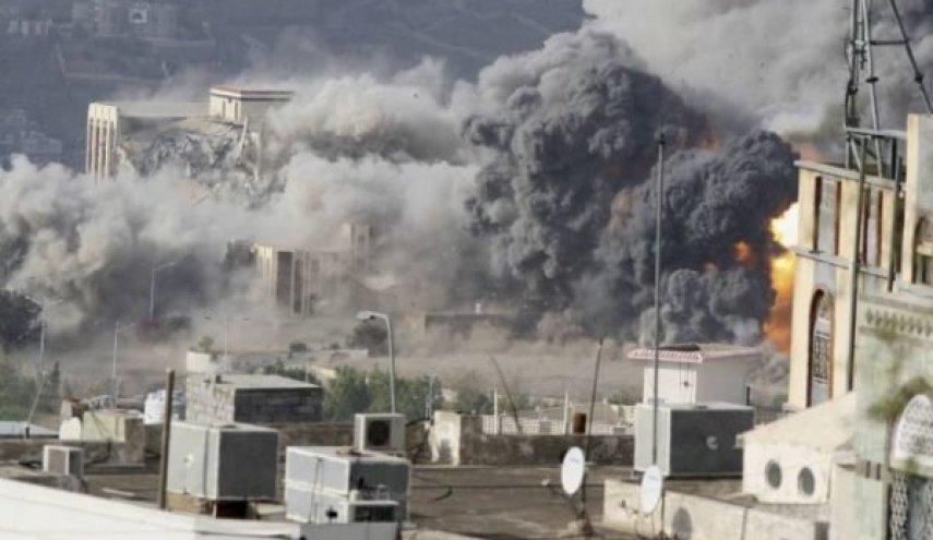 حمله جنگندههای ائتلاف متجاوز سعودی به روستایی در الحدیده/۲ نفر شهید شدند