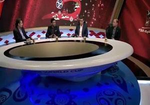 صحبتهای بختیاری زاده و روانخواه درباره عملکرد تیم ملی در رقابتهای جام جهانی ۲۰۱۸ +فیلم