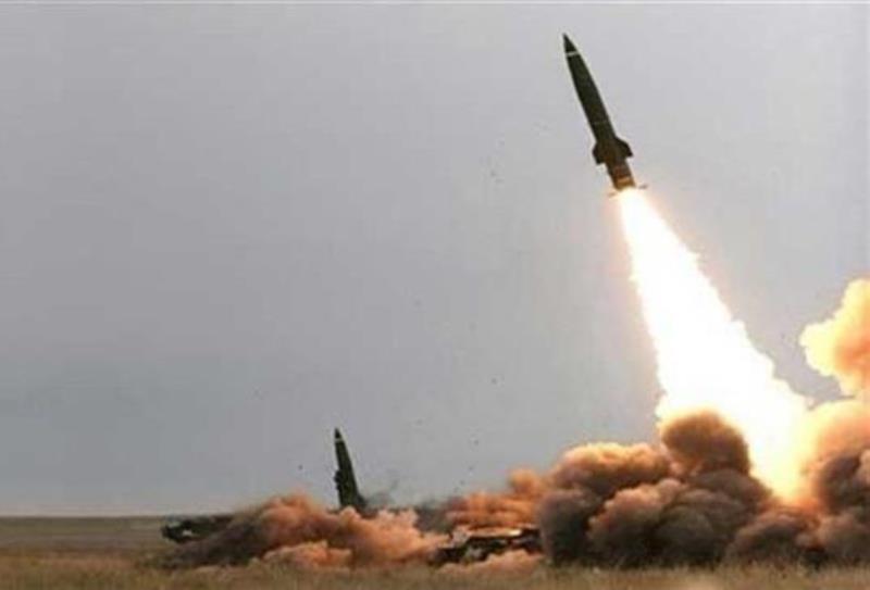 حمله موشکی ارتش یمن به منطقه «السدیس» در نجران عربستان