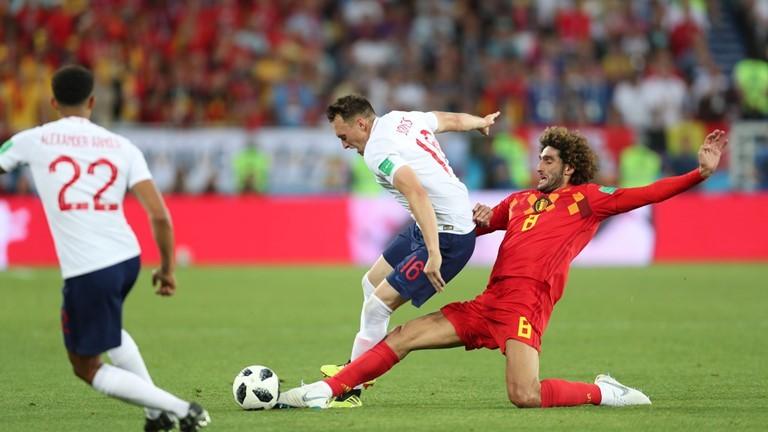 تحلیل عملکرد و تاریخچه تیمهای انگلیس و بلژیک