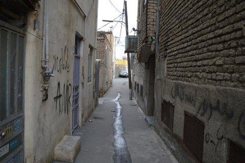سکونت یک چهارم جمعیت شهرستان خوی در مناطق حاشیه ای