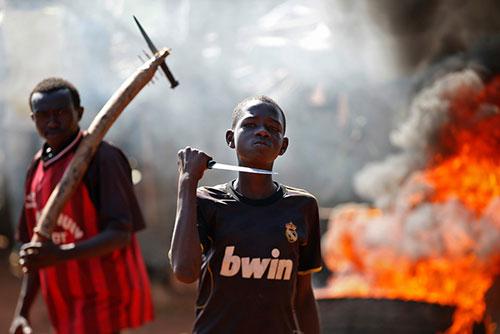 وهابیت و نسلکُشی شیعیان در آفریقا +عکس و فیلم