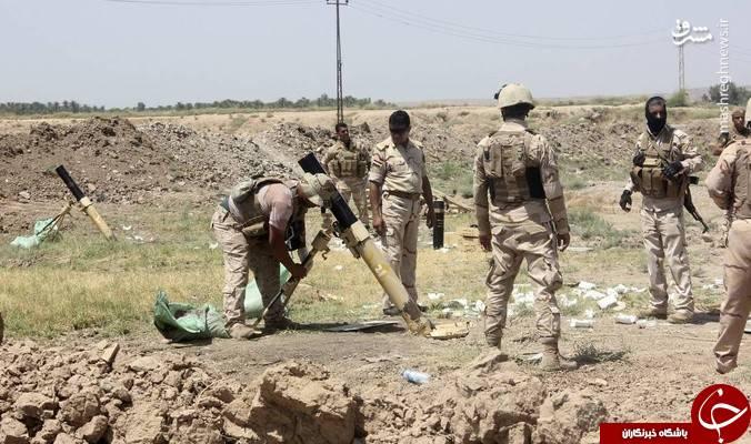 تلاش تروریستهای داعش برای نفوذ به سامراء ناکام ماند+ نقشه میدانی و تصاویر