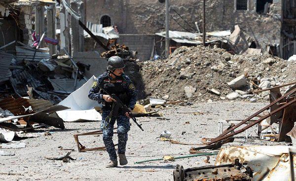 عملیات نیروهای عراقی علیه بقایای داعش در شرق صلاح الدین آغاز شد
