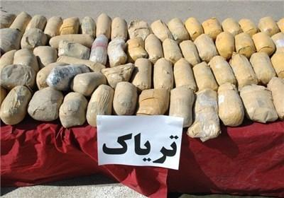 کشف ۲۷۰ کیلوگرم تریاک در ورودی مشهد