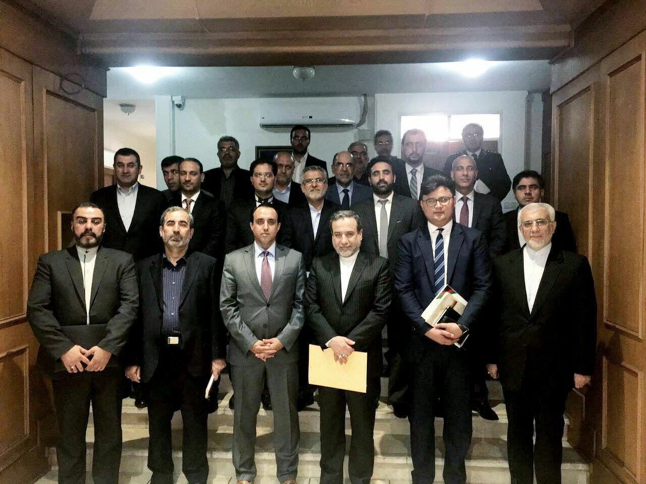 سومین نشست کمیته همکاریهای دفاعی- امنیتی جمهوری اسلامی ایران و افغانستان برگزار شد