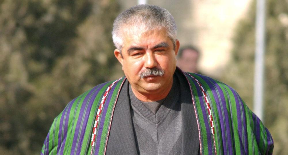 موافقت ریاست جمهوری افغانستان با بازگشت جنرال دوستم به کابل