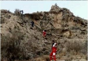 جستجوی هوایی برای یافتن کوهنورد اهرمی با بالگرد ادامه دارد