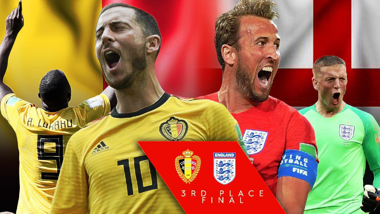 بلژیک - انگلیس/مصاف تکراری شیاطین و سه شیرها، این بار برای پیروزی