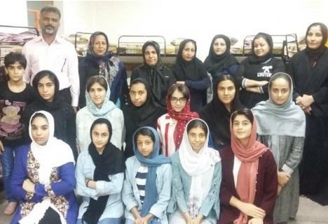 دختران والیبالیست بوشهری عازم مسابقات کشوری شدند