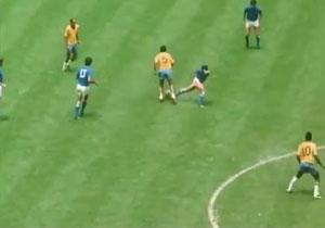 مروری بر فینال (ایتالیا - برزیل) جام جهانی 1970 +فیلم