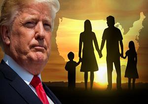 قاضی آمریکایی: دولت آمریکا خودش باید هزینه ملحق کردن کودکان مهاجر و خانواده هایشان را بپردازد