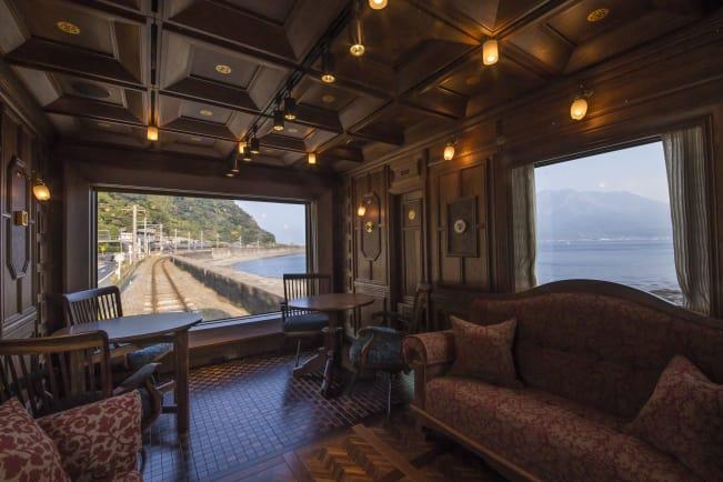 لوکسترین قطار دنیا چه ویژگیهایی دارد؟+عکس