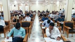 برگزاری آزمون ورودی دانشگاه علوم اسلامی رضوی