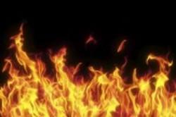یک کشته در آتش سوزی منزل در شیروان
