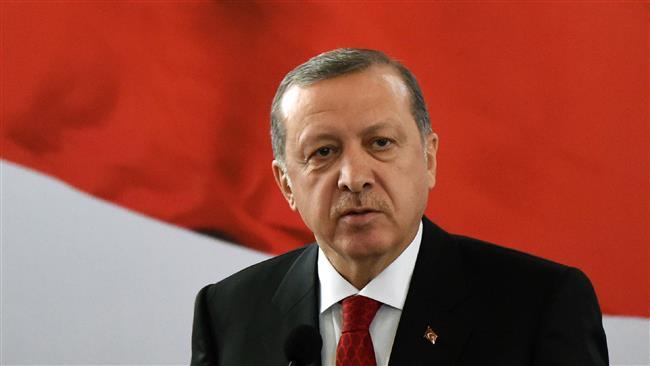 اردوغان: ترامپ به من تضمین داد در خصوص تحویل جنگندههای اف ۳۵ به ترکیه مشکلی پیش نیاید