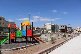 ساخت ۴ بوستان جدید در منطقه ۳ کرمان
