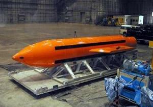 استفاده مجدد آمریکا از بزرگترین بمب غیر هسته ای خود در «ننگرهار»