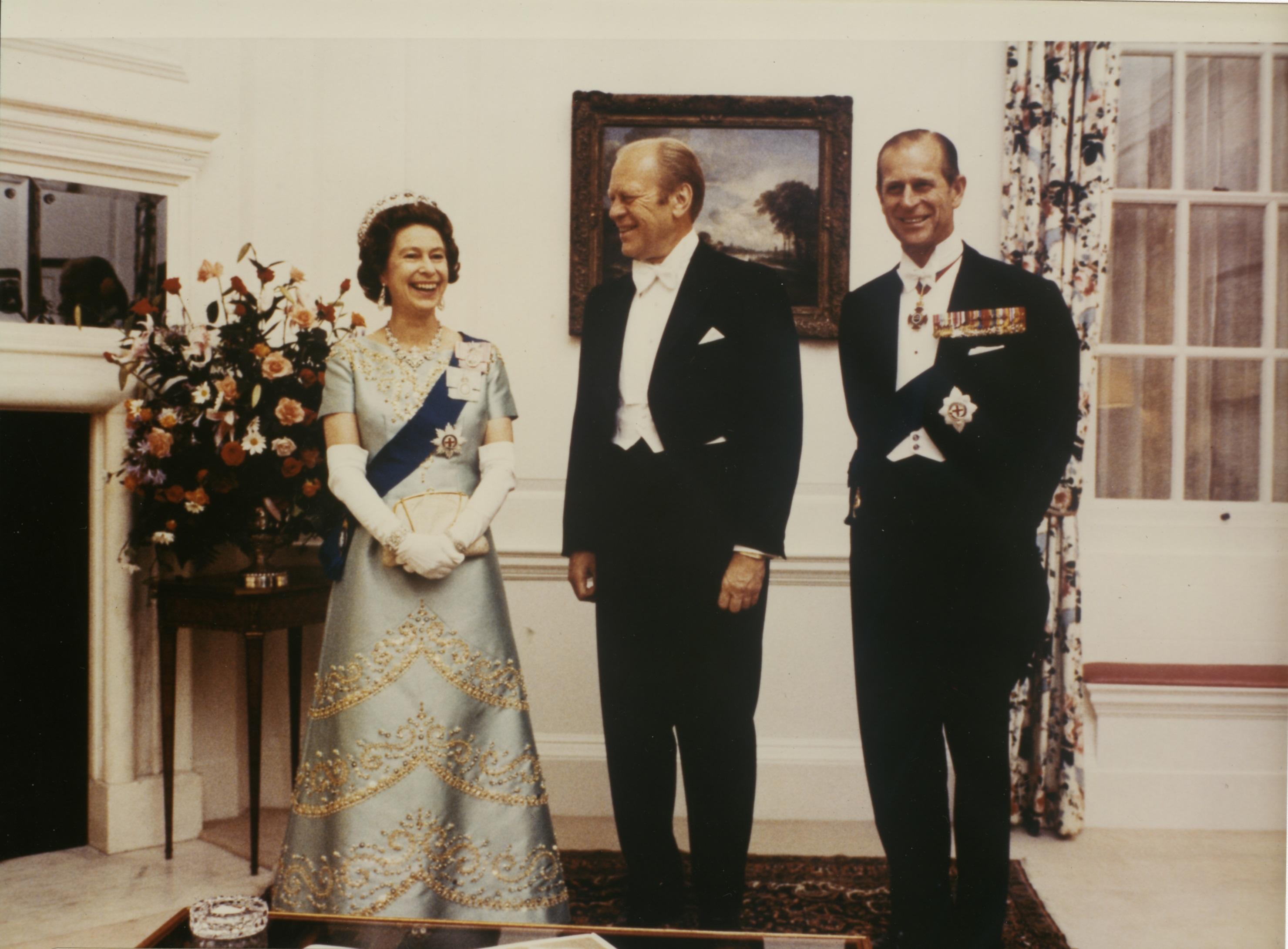 تاریخچه دیدارهای روسای جمهور آمریکا با ملکه انگلیس