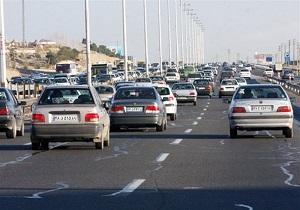 ثبت بیش از 7 میلیون تردد در محورهای مواصلاتی استان همدان