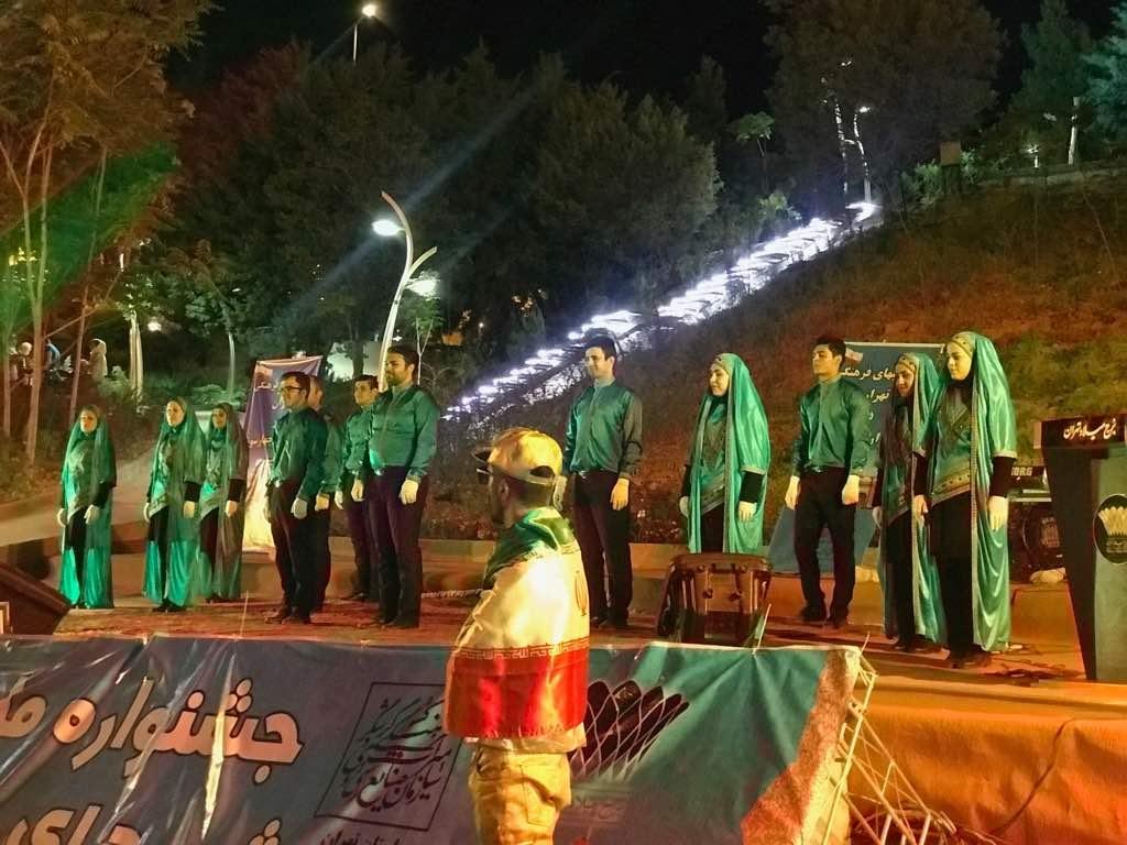 شب فرهنگی تهران در برج میلاد برگزار می شود