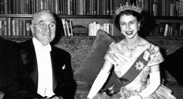 ملکه انگلیس با چند رئیسجمهور آمریکا دیدار کرده است؟+تصاویر