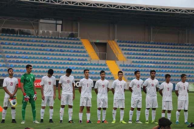 تیم ملی فوتبال نوجوانان عمان به ایران میآید