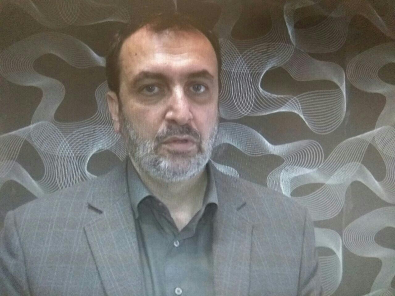 شمشمادی خبرنگار صدا و سیما از مردم سیستان  مجدد عذرخواهی کرد