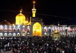 قصرشیرین در دهه کرامت میزبان پرچم نورانی بارگاه امام هشتم شیعیان است