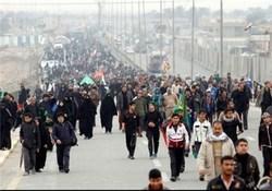 سهولت تردد زائران در مرز بین المللی مهران