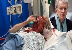 دیپلمات سابق انگلیس و حامی ترامپ به شدت مورد ضرب و شتم قرار گرفت