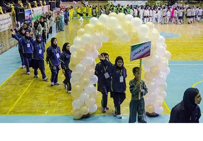 اعزام ۱۰ تیم ورزشی دانش آموزی به مرحله کشوری در بجنورد