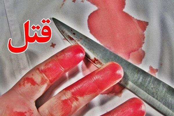 فیلم قتل عجیب زن جوان توسط شوهرش در اسلامشهر!