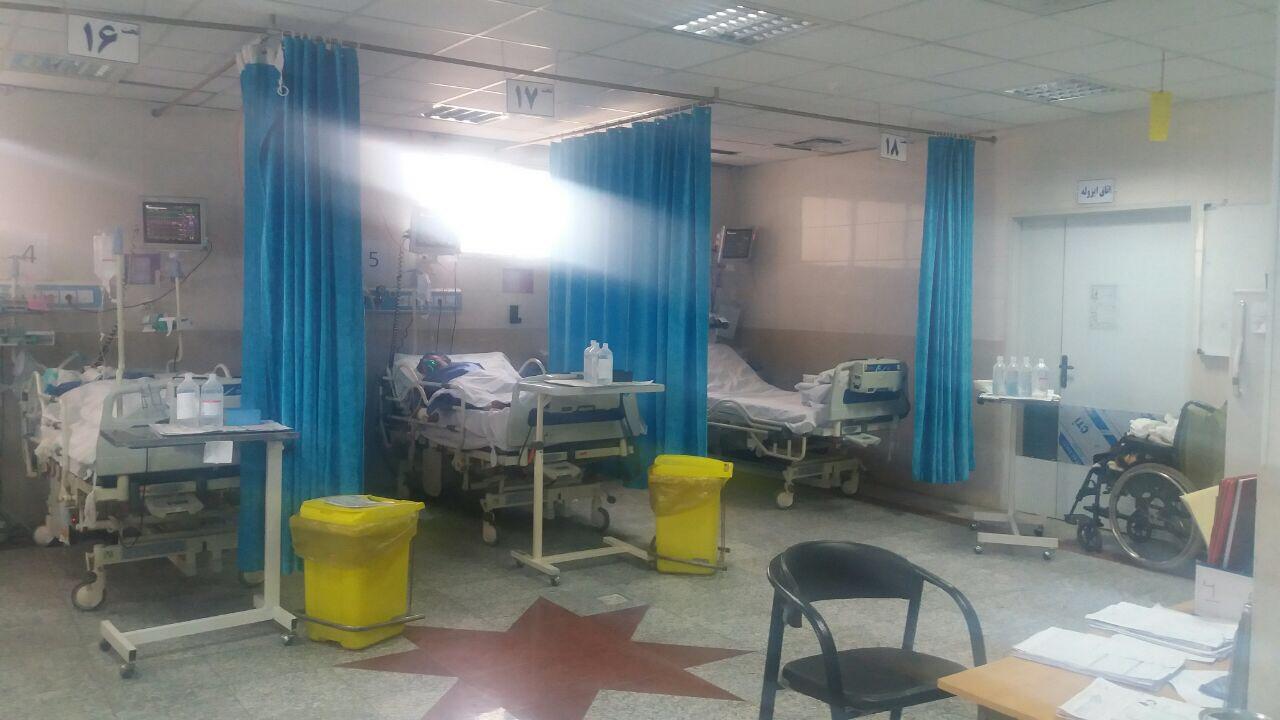 ماجرای بستری بیماران در ICU با دریچه باز فاضلاب چه بود؟