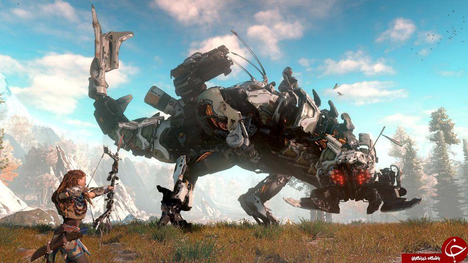 همه آنچه از بازی Horizon Zero Dawn نمی دانید +تصاویر