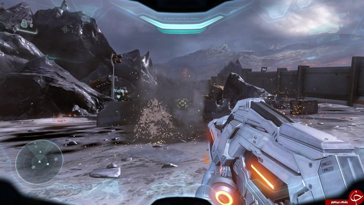 بازی Halo 5:Guardians را بیشتر بشناسید +تصاویر
