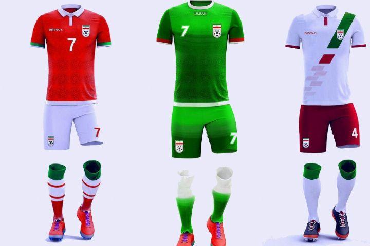 هزینه خرید پیراهن تیم ملی چقدر است؟