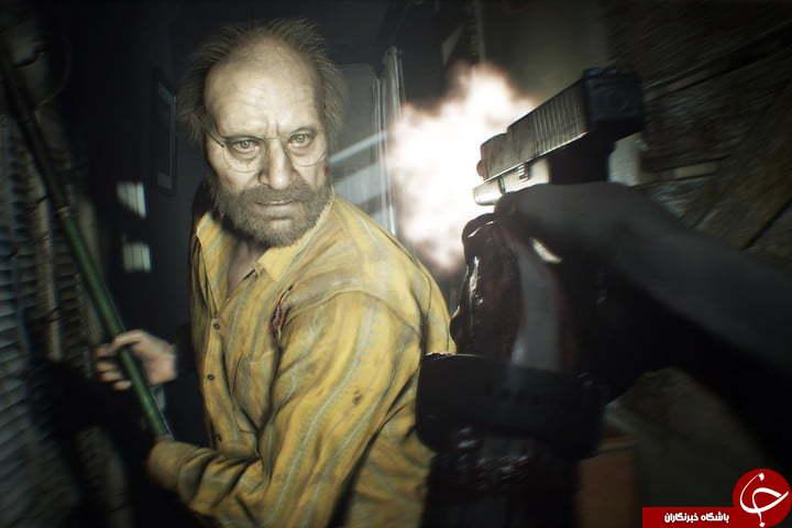 همه چیز درباره بازی Resident Evil 7 +تصاویر