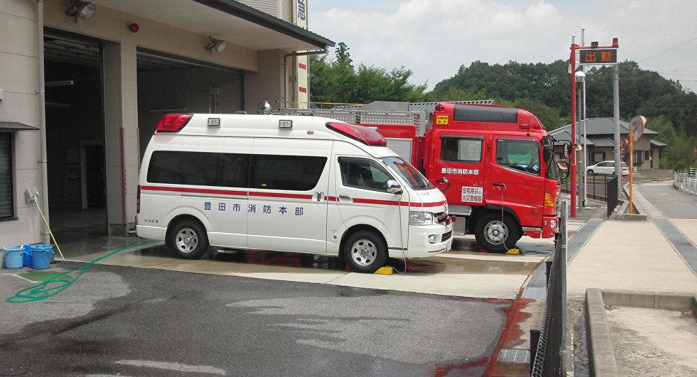 جان باختن ۵ نفر در ژاپن بر اثر گرمای شدید