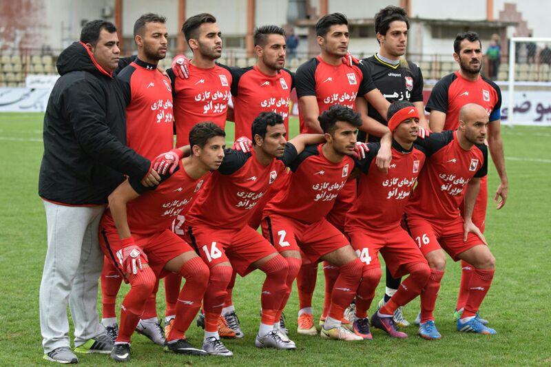 ایرانجوان به بقا در لیگ یک امیدوار است