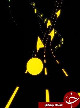 معرفی یک بازی هیجان انگیز برای موبایل به نام Rush +تصاویر