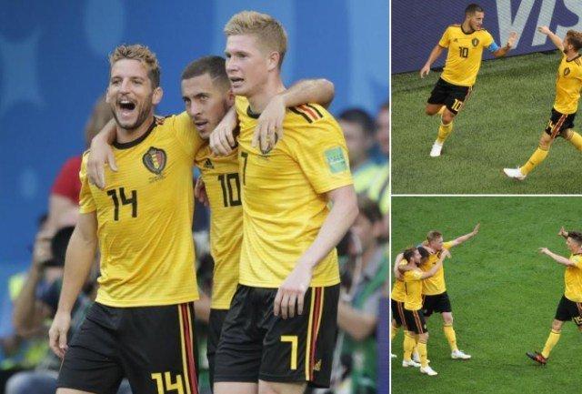 آلبوم تصاویر بیست و نهمین روز جام جهانی 2018