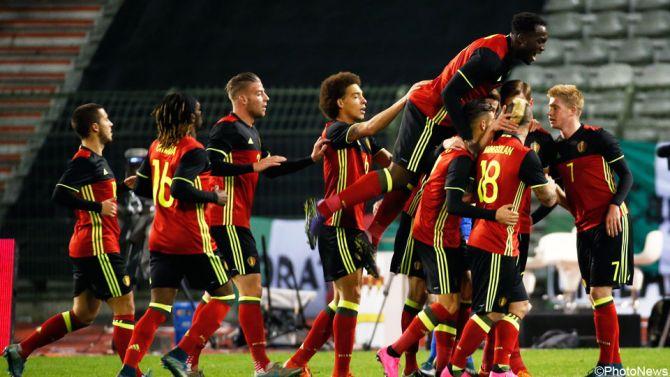 بررسی عملکرد تیم ملی بلژیک در جام جهانی ۲۰۱۸