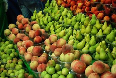 آخرین قیمت انواع میوه و صیفی در بازار/ گیلاس و خربزه صدرنشین ویترین مغازه ها